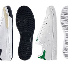 Adidas - Rod Laver and Stan Smith