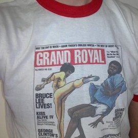 Grand Royal - 1st issue cover T-Shirt