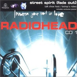 radiohead - Street Spirit (Fade Out) [CD1]