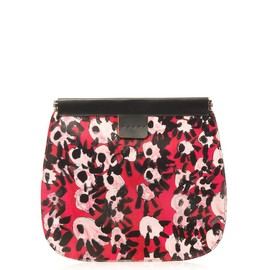 MARNI - François Xavier PVC and leather clutch