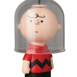 MEDICOM TOY - UDF PEANUTS シリーズ10 ASTRONAUT CHARLIE BROWN