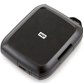 Western Digital - WD Nomad Rugged Case Black