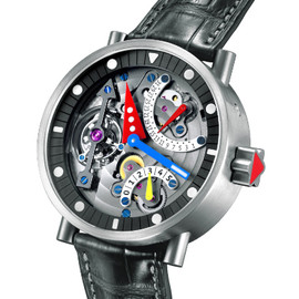 ALAIN SILBERSTEIN - Tourbillon Black Arrow