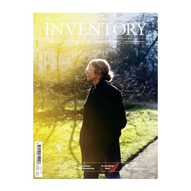 Inventory Magazine - Volume 01 Number 02 Margaret Howell Cover