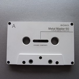 SONY - METAL MASTER 60