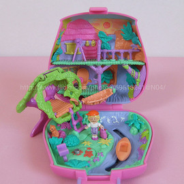 polly pocket - Jungle Adventure ジャングル探検