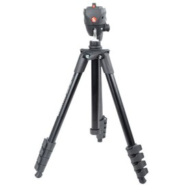 Manfrotto - Manfrotto 三脚 COMPACT三脚フォト-ムービーキット
