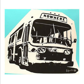 Jamie Reid - Nowhere Bus