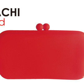 @SILICONE! - HACHI red