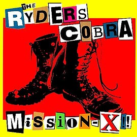 COBRA + THE RYDERS - Mission-X!!