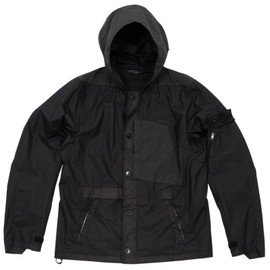Stone Island - Shadow Project Gommato-R Hooded Jacket (Anthracite)