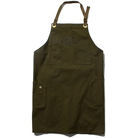 STUSSY Livin' GENERAL STORE - GS Work Apron
