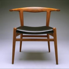 Johannes Hansen - Hans J Wegner The Bull Horn Chair, No 518 designed 1960