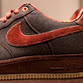 NIKE - Nike Air Force 1 Bespoke   The Gift By 21 Mercer | Detailed Look