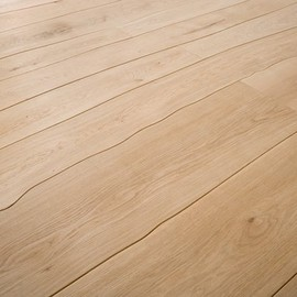 Curved-Length Flooring by Bolefloor