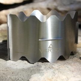 Vertex Outdoors - Vertex Ultralight Backpacking Stove