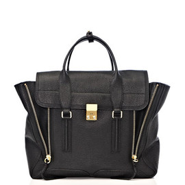 3.1 Phillip Lim - Pashli satchel bag - Black