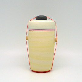 Ben Fiess - Tall Ceramic Jars by Ben Fiess