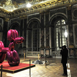 JEFF KOONS - DOG