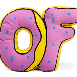 Odd Future - OF Donut Pillow