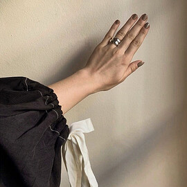 【Common Muse】Alma Stack Ring