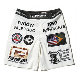 reversal - ALL STAR 2 WORKOUT SHORTS