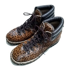 Leather Wing Tip Shoes