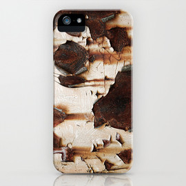 rusted iPhone & iPod Case