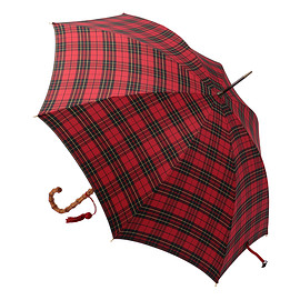 The Conran Shop - FOX UMBRELLAS TUBE WHANGHEE S.TARTAN
