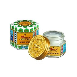 Tiger Balm Red Ointment 30g/Jar + Tiger Balm White Ointment 30g/Jar