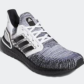 adidas - Ultra Boost 2.0 - Cloud White/Core Black/Cloud White