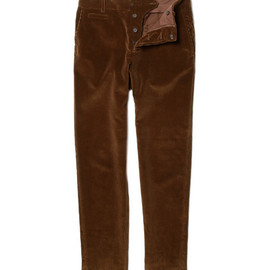 MARNI - Marni Heavyweight Corduroy Trousers