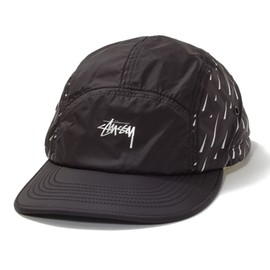 Rain Crusher Hat - Black