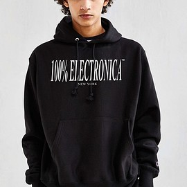 100%ELECTRONICA - 100%Electronica Hoodie