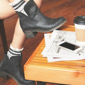 Free People Grandeur Over the Knee Boot