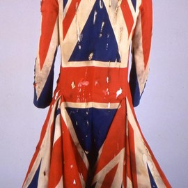 Alexander McQueen, David Bowie - Earthling Union Jack Jacket