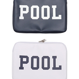 thePOOLaoyama - POOLPOUCHMIDDLE(ポーチ)288-001068-017x【新品】