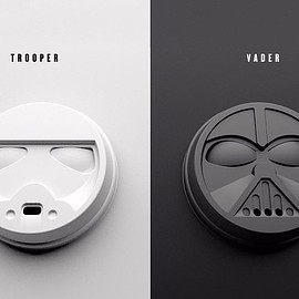 star wars - StarWars coffee cup lid