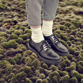 dr.martens - Kirstin Hardware Shoes in Black