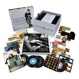 Glenn Gould - Remastered The Complete Columbia Album Collection