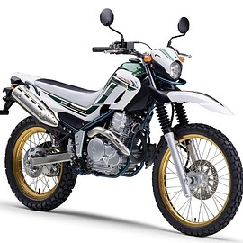 YAMAHA - YAMAHA   SEROW250 / TOURING SEROW250  Final Edition