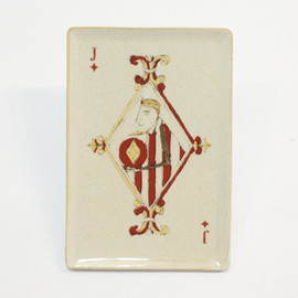 lilldesignlab - PLAYING CARDS PLATE