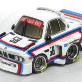 チョロQ - BMW 3.5 CSL HG Car Hand Model Kit