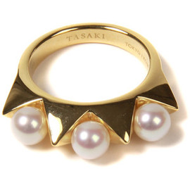 THAKOON BY TASAKI Thorn and Pearl Earring 1