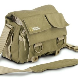 National Geographic - EARTH EXPLORER SHOULDER BAG MIDI NG2345