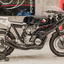 Thrive Motorcycle - HONDA CB650 T15 Portia