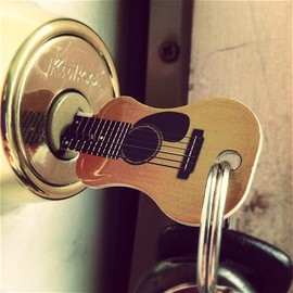 Rockin' Keys - Acoustic Guitar Key