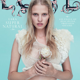 LOVE MAGAZINE - ISSUE SIX / LARA STONE