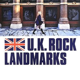 桑田英彦 - 英国ロックを歩く U.K.ROCK LANDMARKS (SPACE SHOWER BOOks)