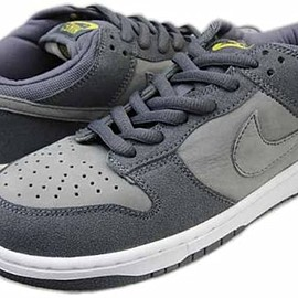 NIKE - Dunk Low Pro B - Light Graphite/Lightening